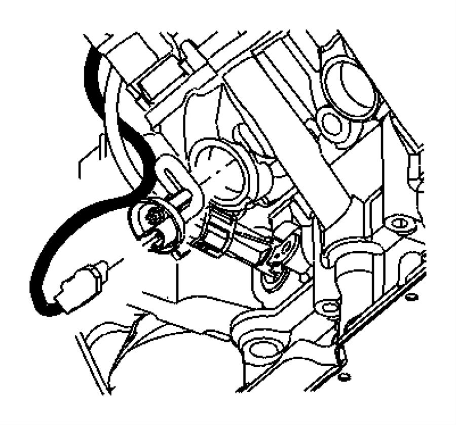 Dodge Durango Heater. Engine, engine block. 4.7l v8