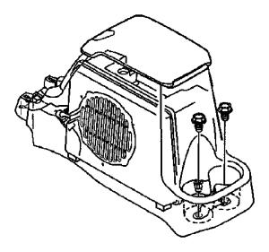 55315041AD  Jeep Latch Armrest lid Latch clamp, latch clip Trim: [all trim codes] | Mopar