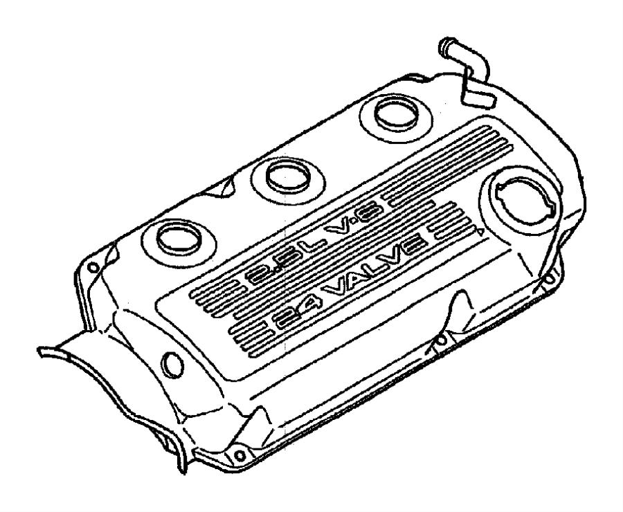 Pontiac Valve Cover Breather Caps   Wiring Diagram Database