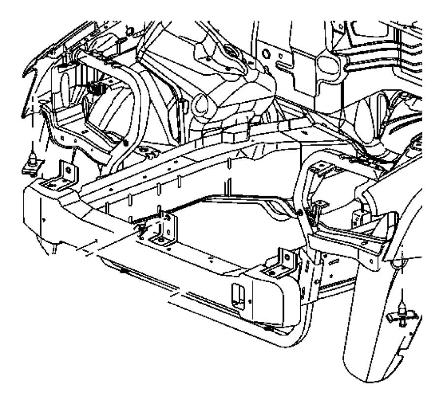 Dodge Challenger Fascia. Front. [accent/body color fascias