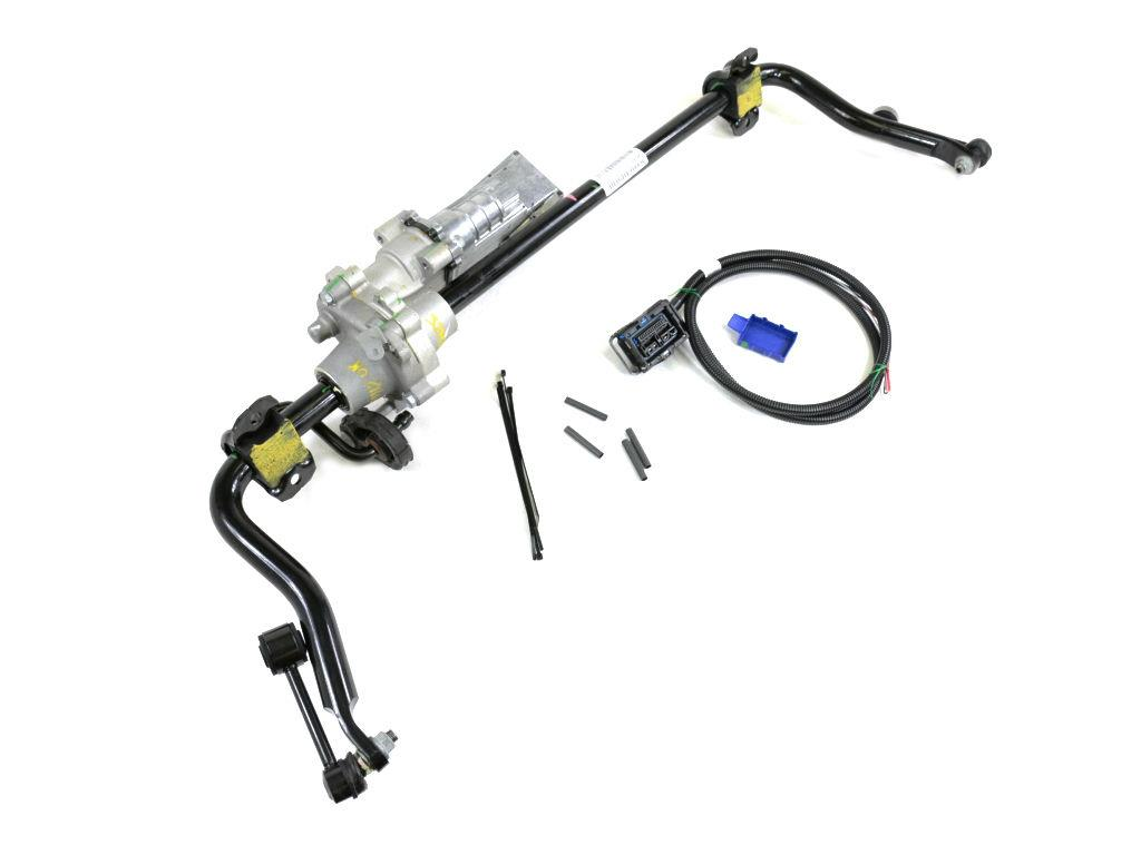 2012 Dodge Ram 1500 Kit includes wiring, sway bar assembly