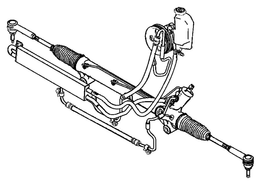 Jeep Grand Cherokee Pulley Power Steering Pump Dynamic