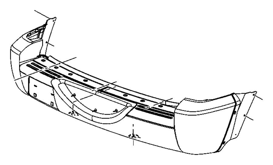 Liberty Bumper Rear