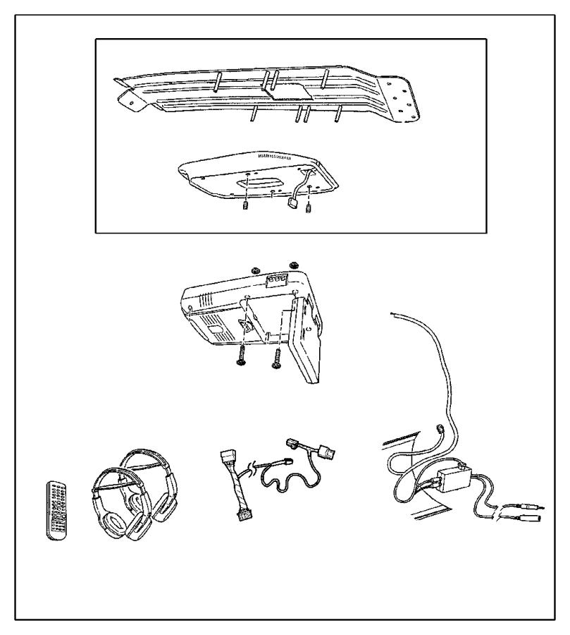 Jeep Compass Harness. Wiring. Overhead to fm modulator