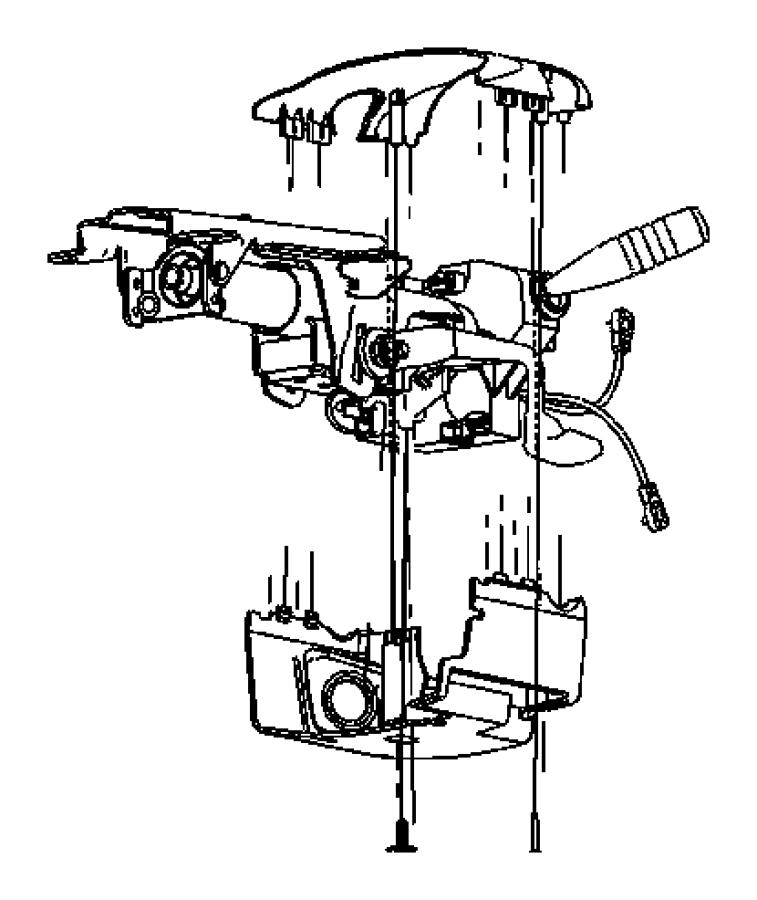 Jeep Wrangler Spring. Tilt assist. Columnthatcham