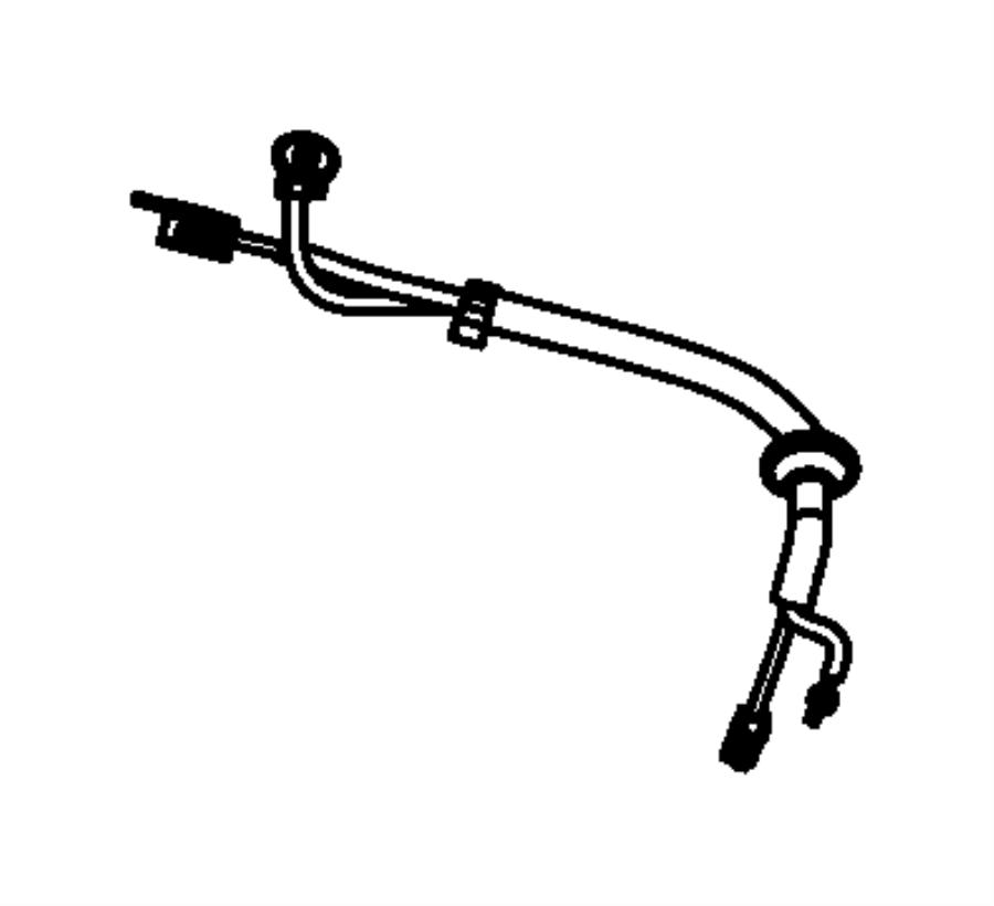 Dodge Charger Wiring. Brake light wiring w/ washer hose