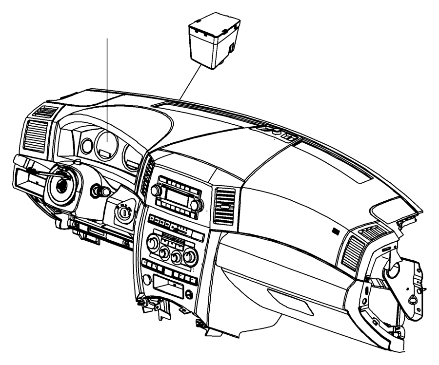 Dodge Charger Receiver. Export. Wireless ignition node