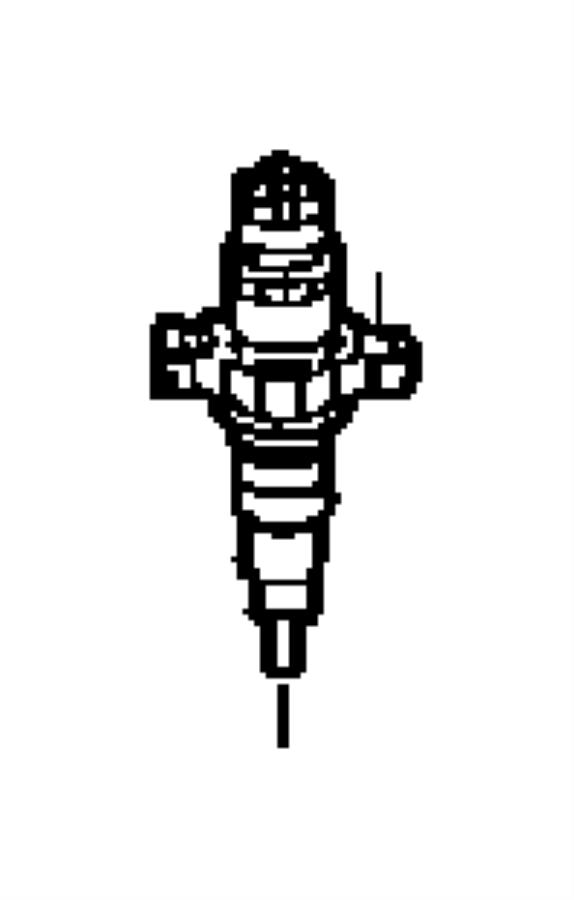 2003 Dodge Injector. Fuel. Remanufactured. Xck, fleetnext