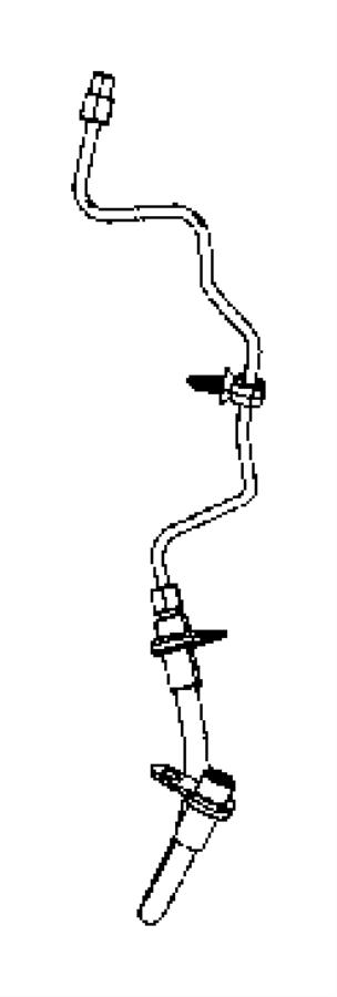 Dodge Caliber Screw. 6 lobe. M8x1.25x17.00. Mounting