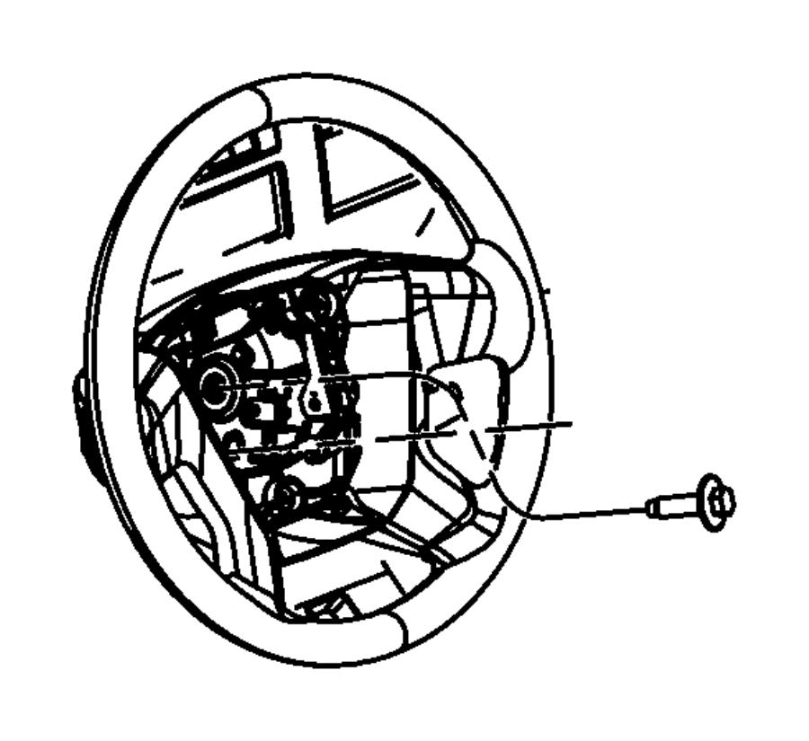 Jeep Patriot Wheel. Steering. Trim: [all trim codes] color