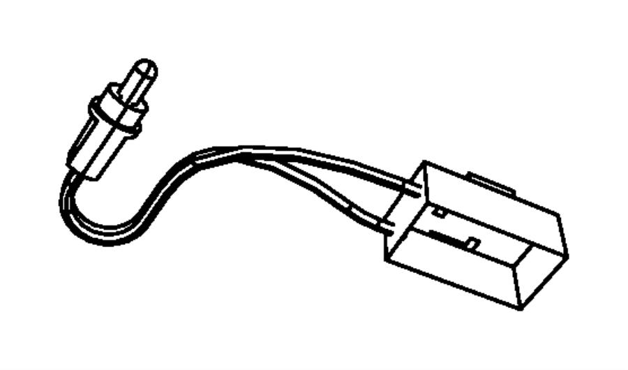 Chrysler 200 Wiring. Bezel, console. Trim: [no description