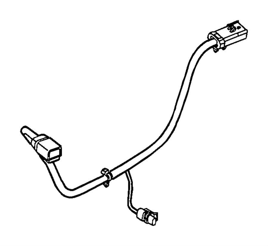 2011 Dodge Charger SXT 3.6L V6 Wiring. Used for: knock