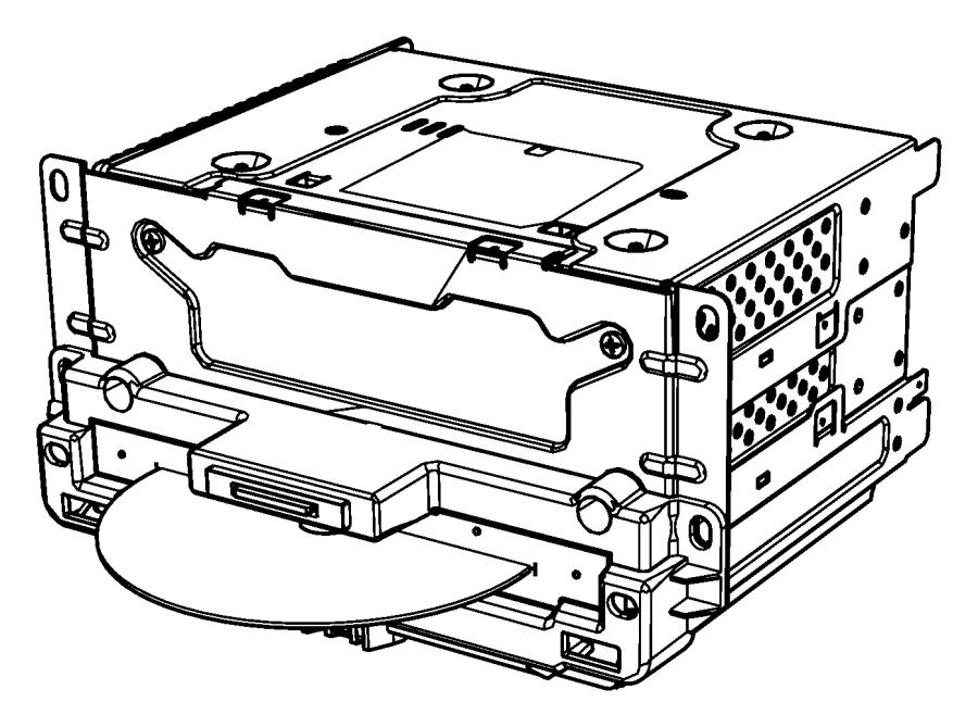 Chrysler 300 Radio. Multi media. [uconnect touch 8.4n cd