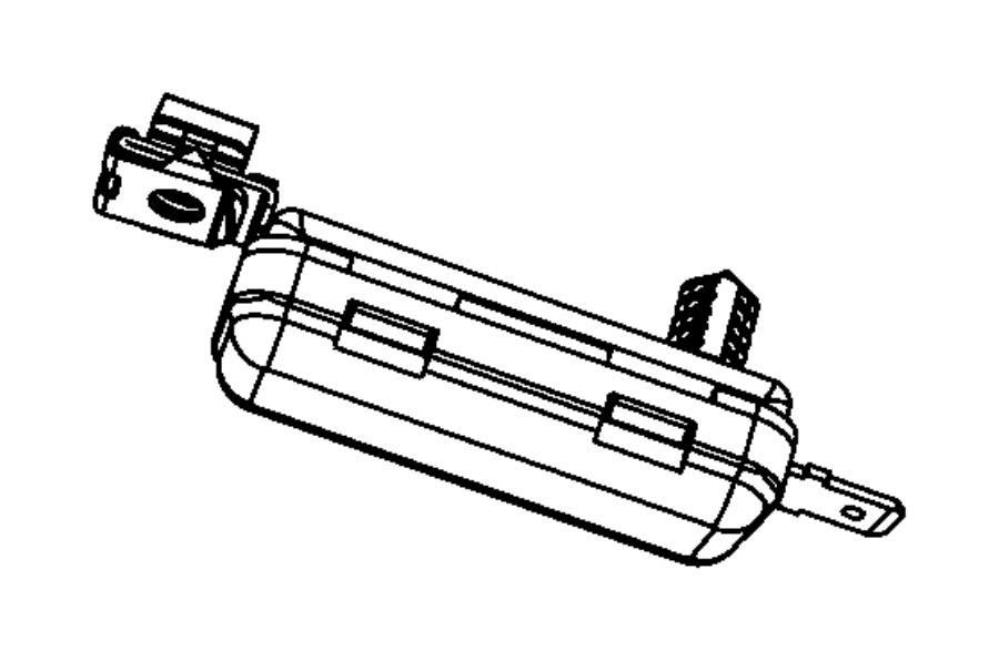 2015 Chrysler 200 Capacitor. Antenna. Rdl, antennas
