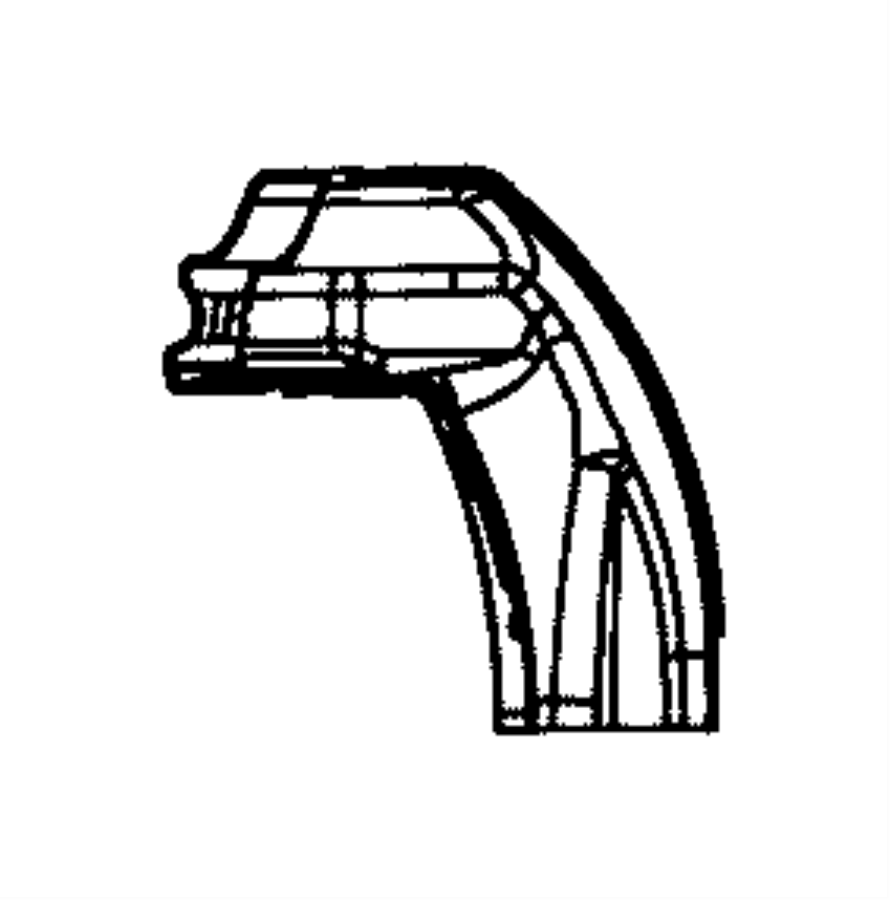 Jeep Grand Cherokee Wiring. Jumper. Blower motor