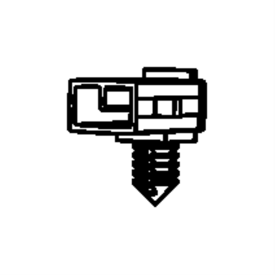 RAM 3500 Insulator assembly. Cap connector. [160 amp