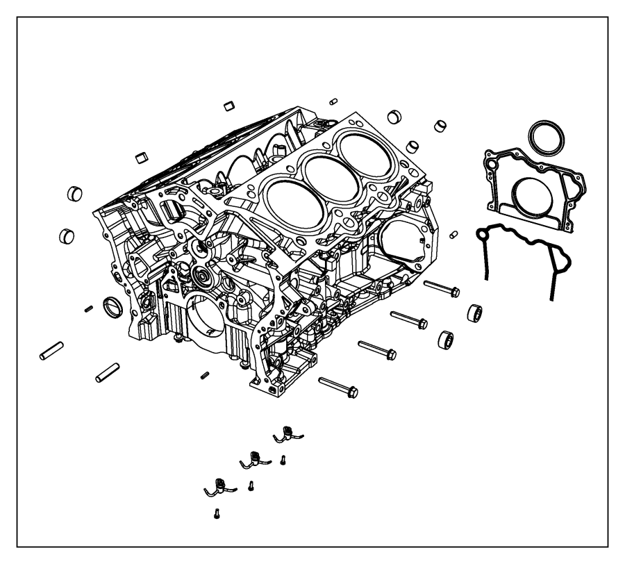 2015 Jeep Cherokee Engine. Complete. Systemoff