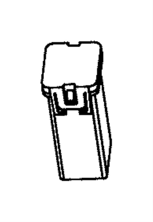 Chrysler 300 Fuse. Export. J case. 30 amp. Hlamps