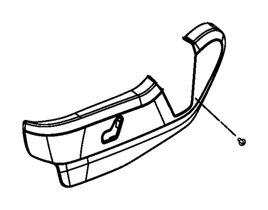 RAM C/V Shield. Driver outboard, passenger outboard. Trim