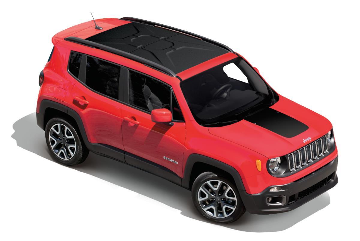 Jeep Hood Diagrams