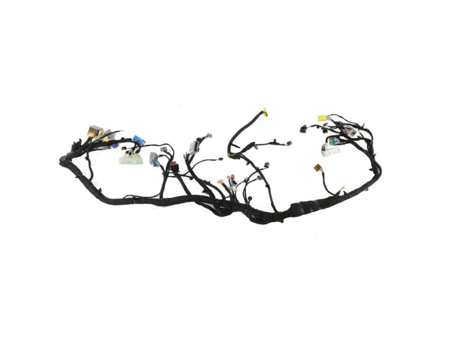 Dodge Charger Wiring. Instrument panel. [instrument panel