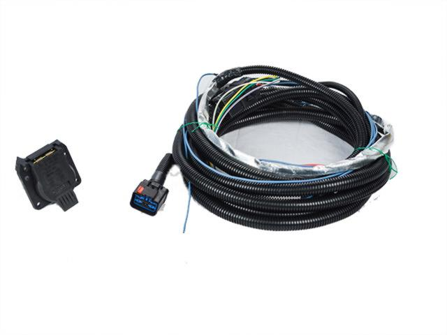 Well 7 Wire Trailer Wiring Diagram On Wiring Harness For Towing Jeep