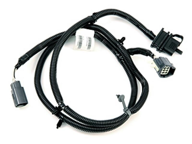 Chrysler Town & Country Trailer Tow Wiring Harness, seven