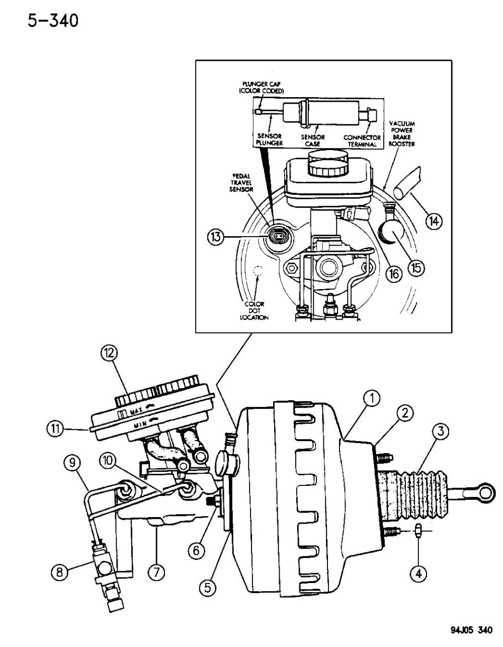 medium resolution of 1995 jeep cherokee combo valve package includes mounting 1976 cj 7 jeep brake lines diagram jeep