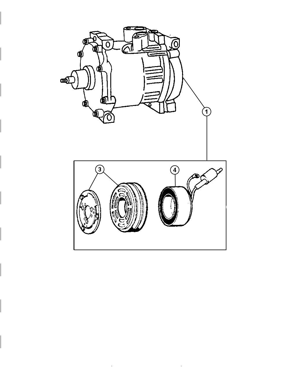 Automotive A C Diagram   Wiring Library