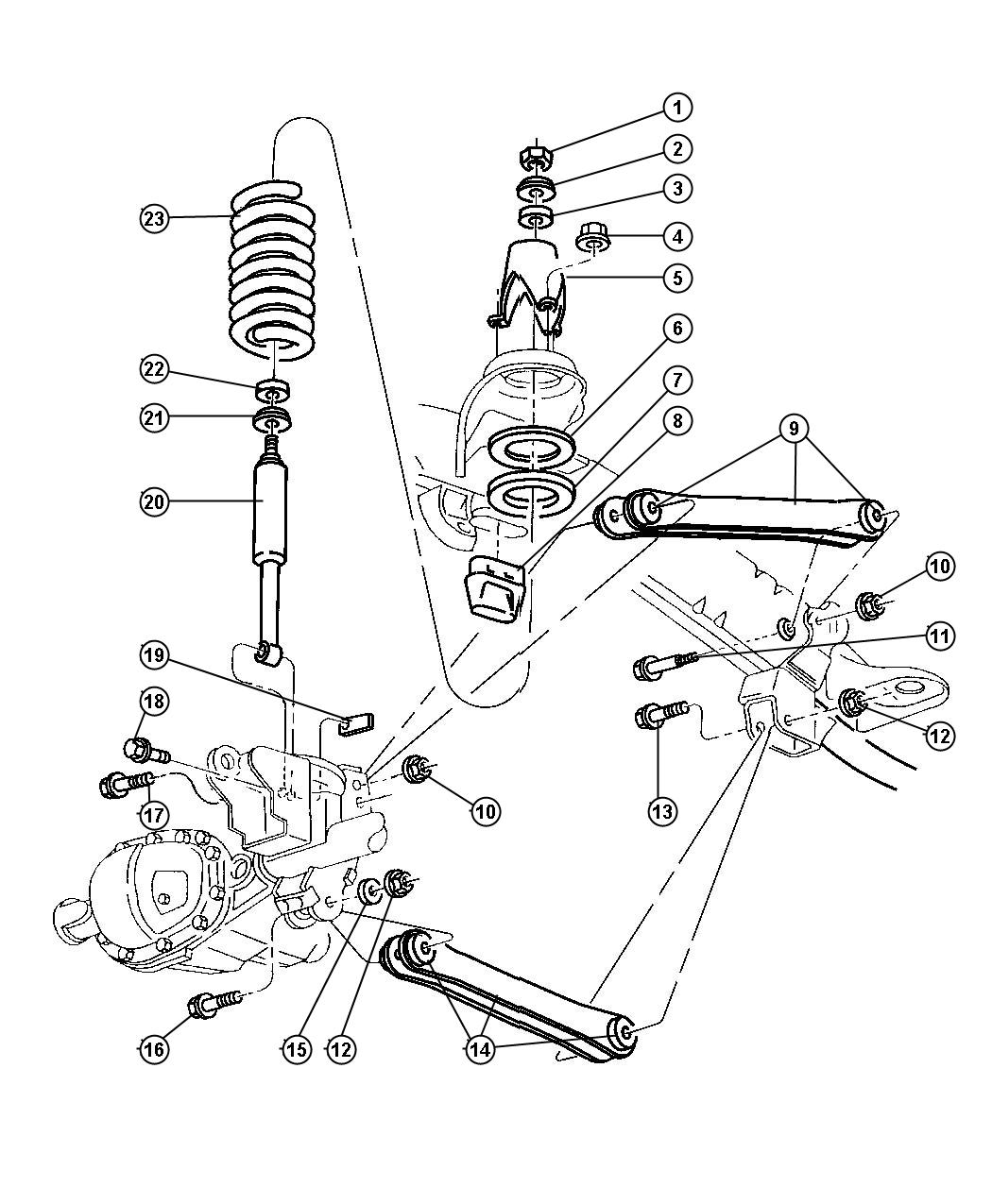 Service manual [2007 Dodge Caliber Head Bolt Removal