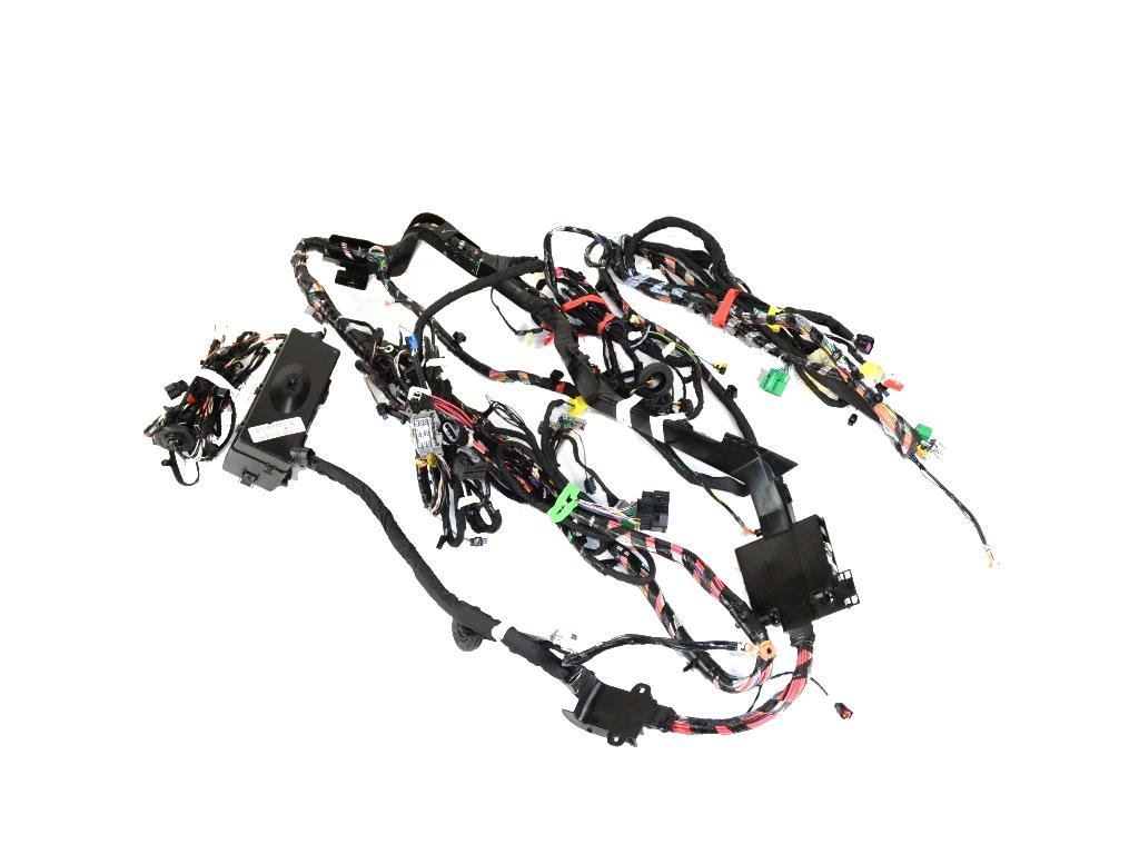 Dodge Charger Wiring. Body. Interior. Speakers, rear