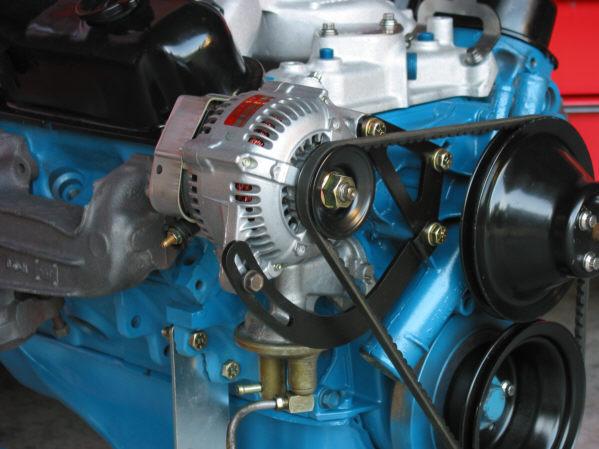 Wire Alternator Wiring Diagram Alternator Bracket Mounting Line