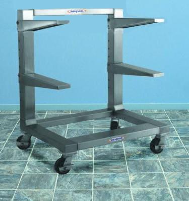 portable cantilever storage rack