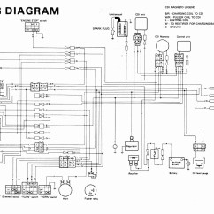 Yamaha Warrior Wiring Diagram Power Wheels Escalade Free 350 Atv Diagrams