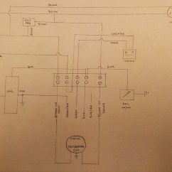 Trail Tech Wiring Diagram Gm 700r4 Puch 12v Lighting Coil 43 Dial Regulator By
