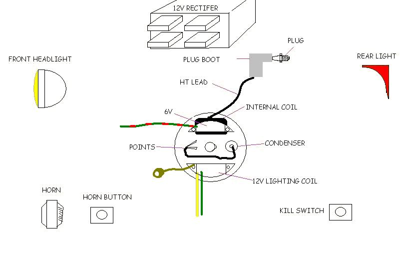 puch moped wiring diagram also puch maxi wiring diagram on puch