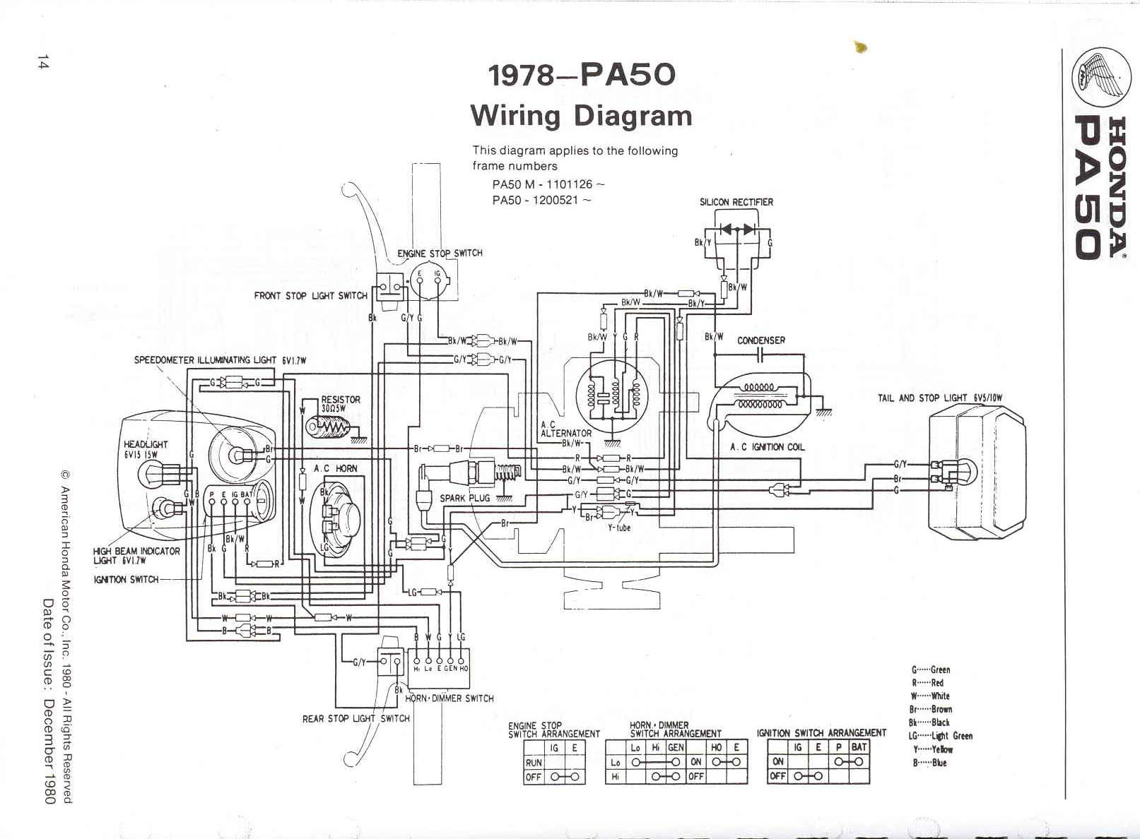 Pa Wiring Diagram Auto Electrical Ford E4od Transmission Re 1980 Honda 50