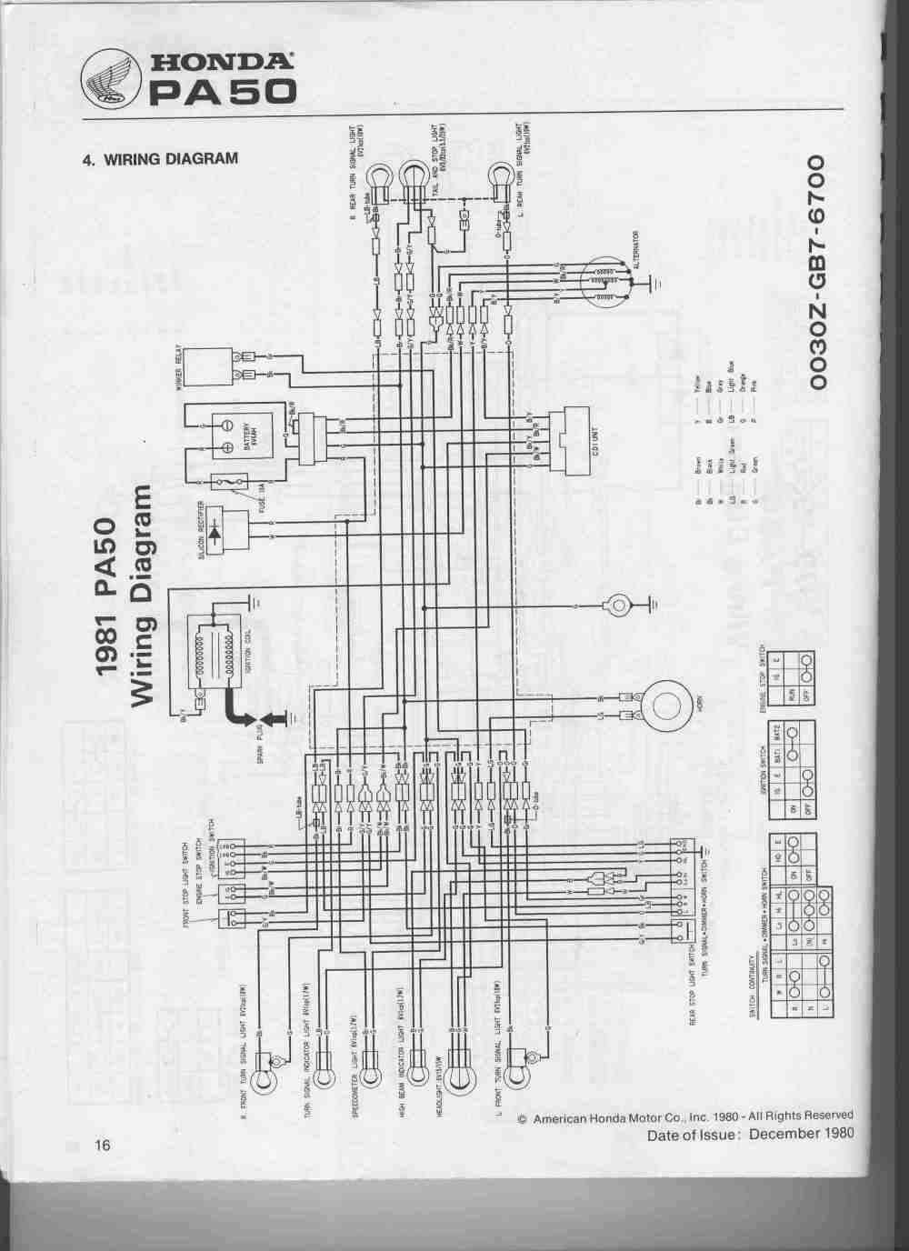 medium resolution of honda atc 250sx wiring diagram get free image about honda