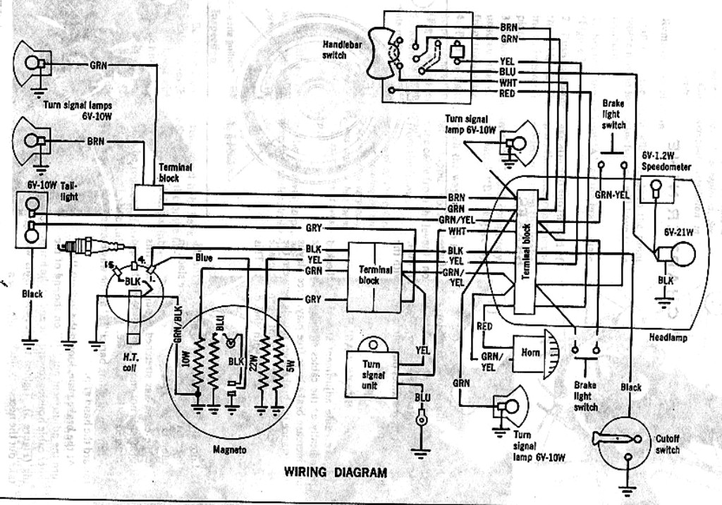 Stator Wire Diagram, Stator, Free Engine Image For User