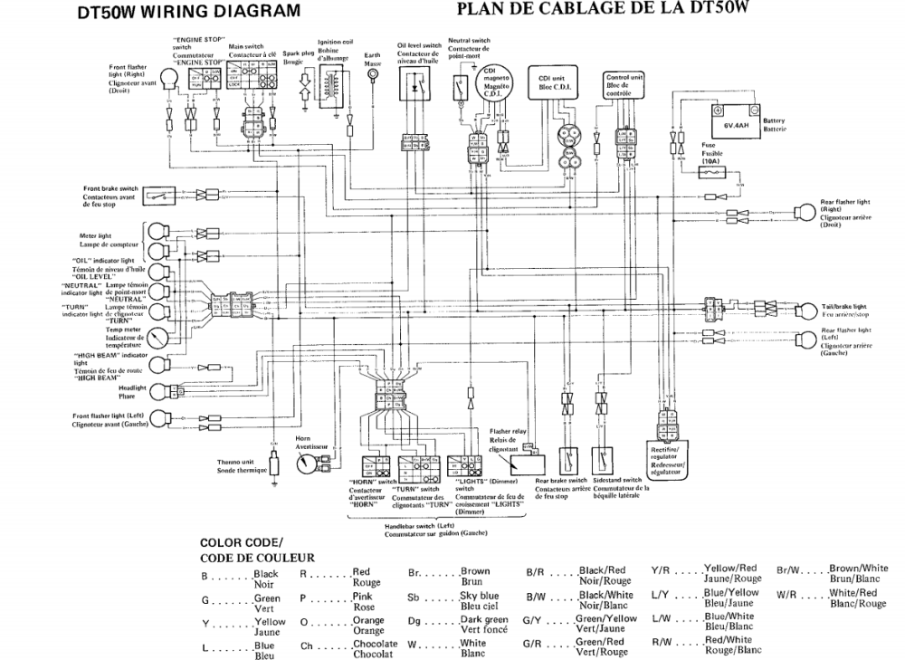 medium resolution of diagram yamaha dt 50 r wiring diagram full version hd qualitysuzuki dt50 outboard wiring diagrams