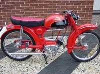 1959 Victoria Avanti K, Red | Moped Photos  Moped Army