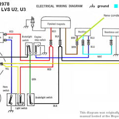 Scooter Ignition Switch Wiring Diagram Electric Meter Box Peugeot 103 Great Installation Of