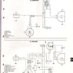 Puch Maxi Wiring Diagram Bathroom Exhaust Fan With Light Diagrams Moped Wiki 1975 Canadian Jpg