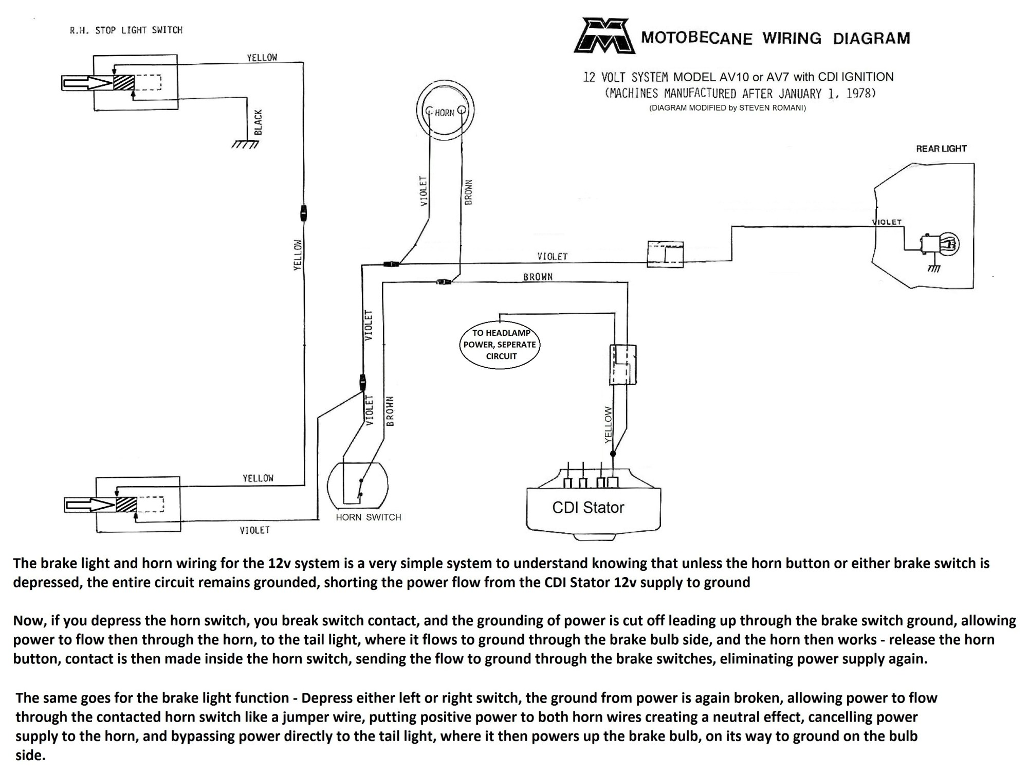 hight resolution of motobecane 12v cdi wiring diagram av10 secondary power jpg