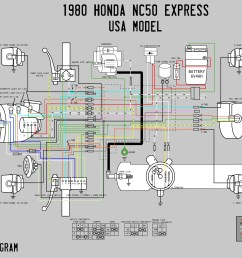 1982 honda express nc50 wiring diagram home wiring diagram 1980 honda nc50 wiring diagram moped wiki [ 3000 x 2169 Pixel ]