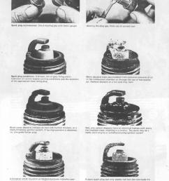 condition of spark plug plug [ 1051 x 1422 Pixel ]