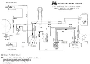 Motobecane wiring diagrams  Moped Wiki
