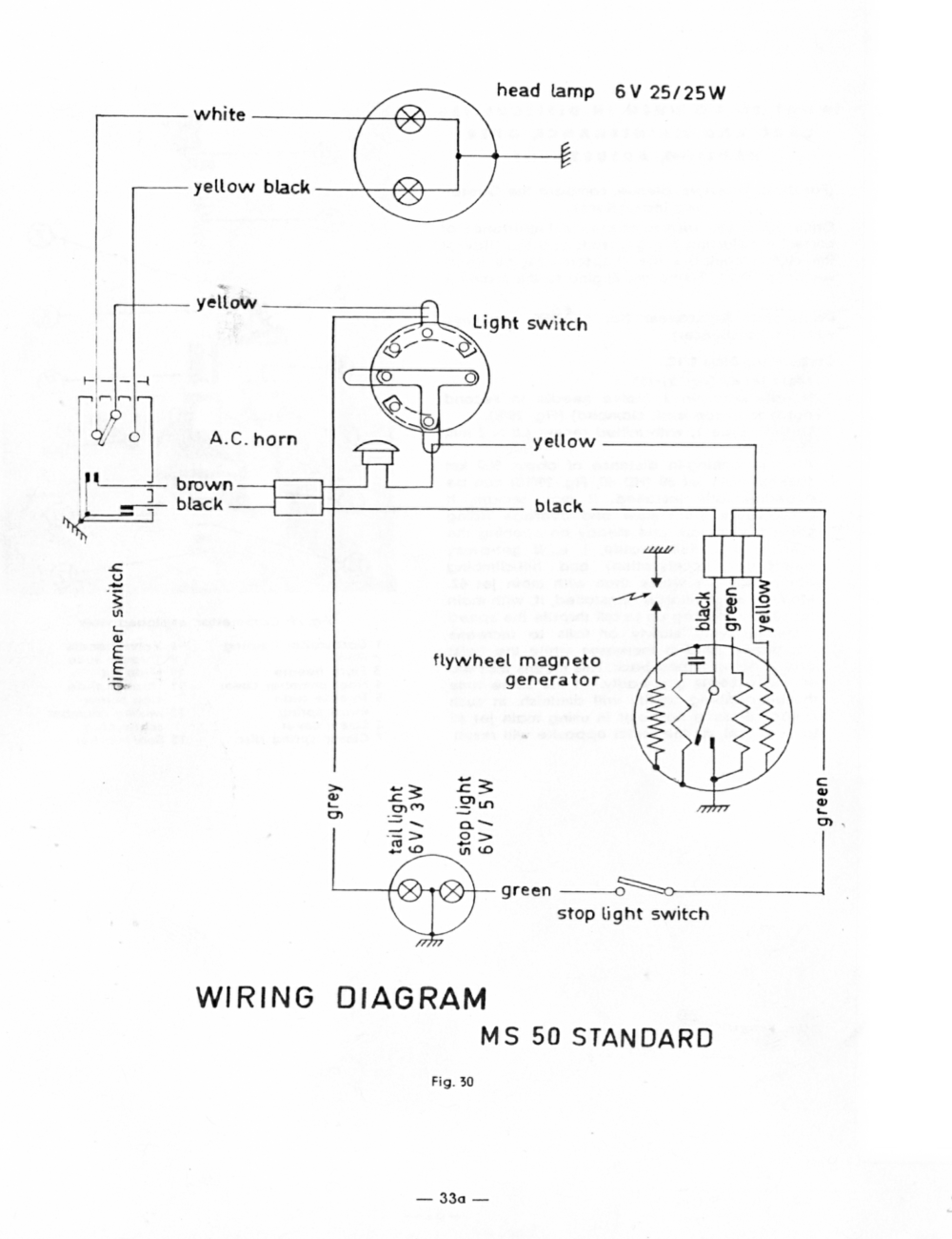 medium resolution of puch ms50 wiring diagram png