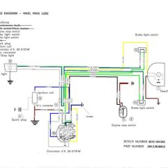 150cc Gy6 Wiring Diagram 1988 Toyota 4runner Radio Puch - Moped Wiki