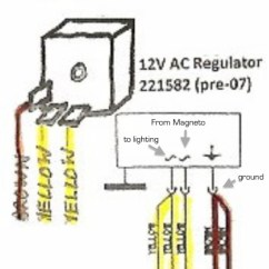 Nema L14 30p Wiring Diagram Bmw M50 4 Prong Voltage Regulator | Get Free Image About